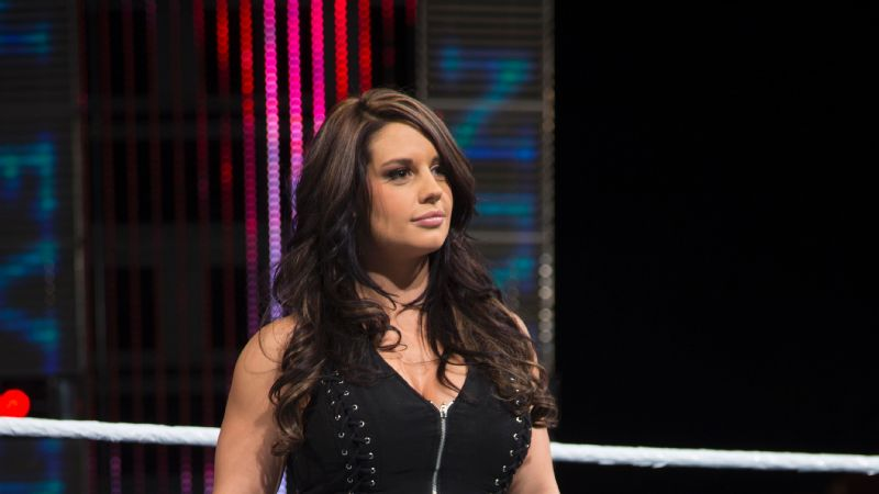 Kaitlyn returns to WWE as an entrant into the Mae Young Classic 2018.