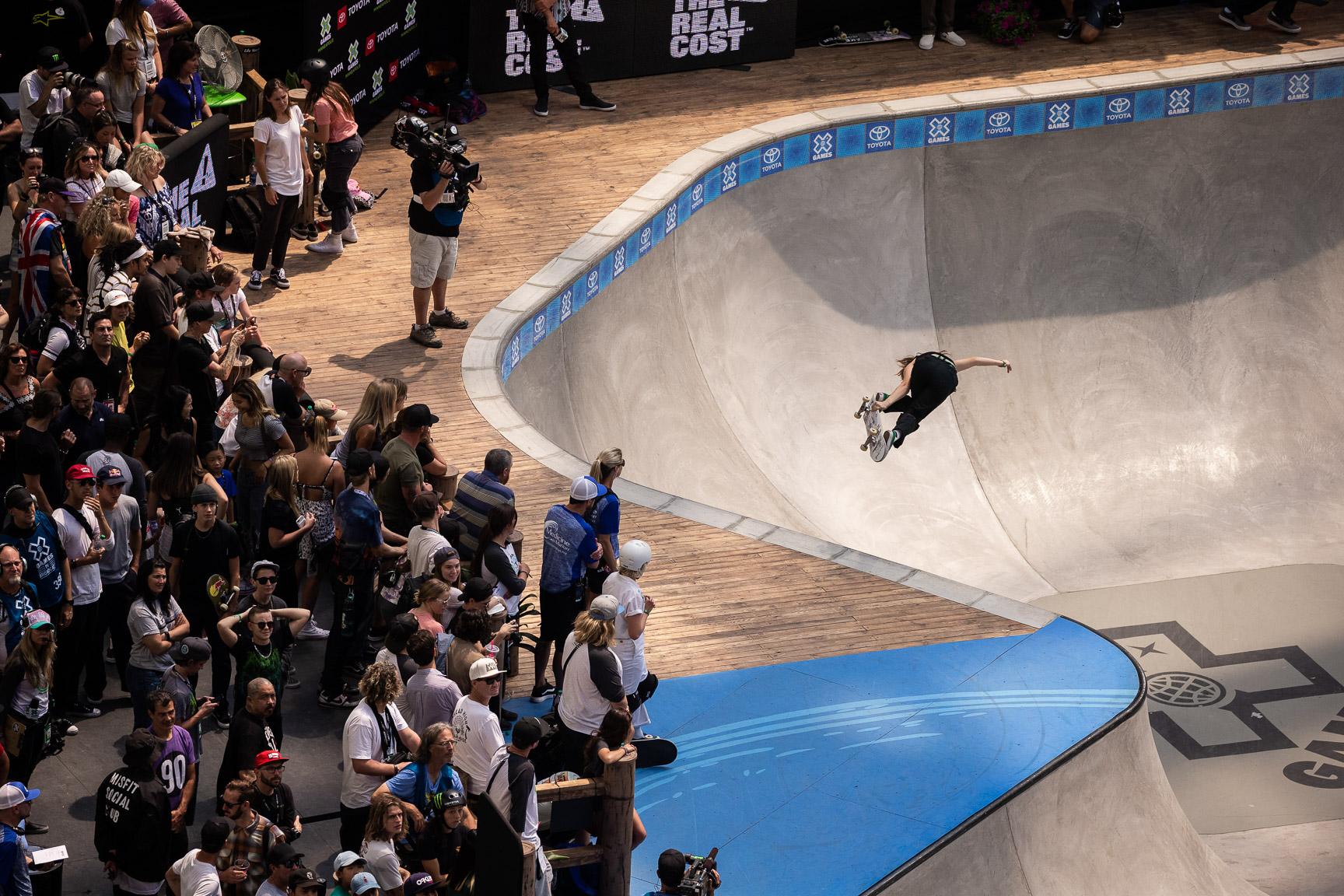 Brighton Zeuner, Skateboard Park final