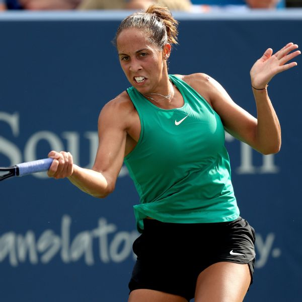 Madison Keys rallies to shock Angelique Kerber — WTA Cincinnati