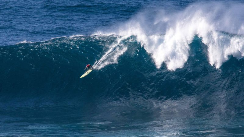 Keala Kennelly, a professional big-wave surfer, says equal pay legitimizes women's surfing.