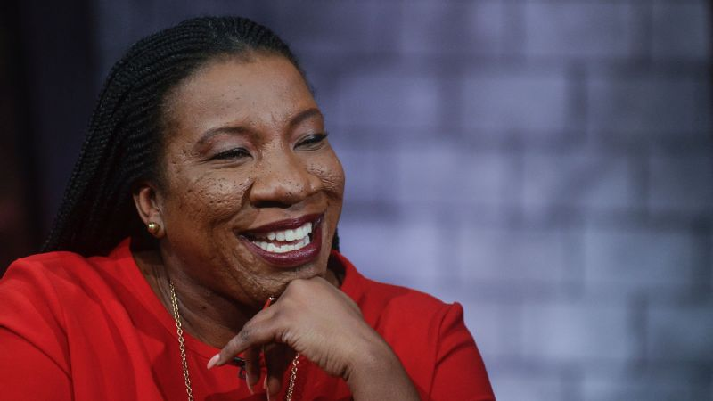 Tarana Burke is an activist and the founder of the Me Too movement.