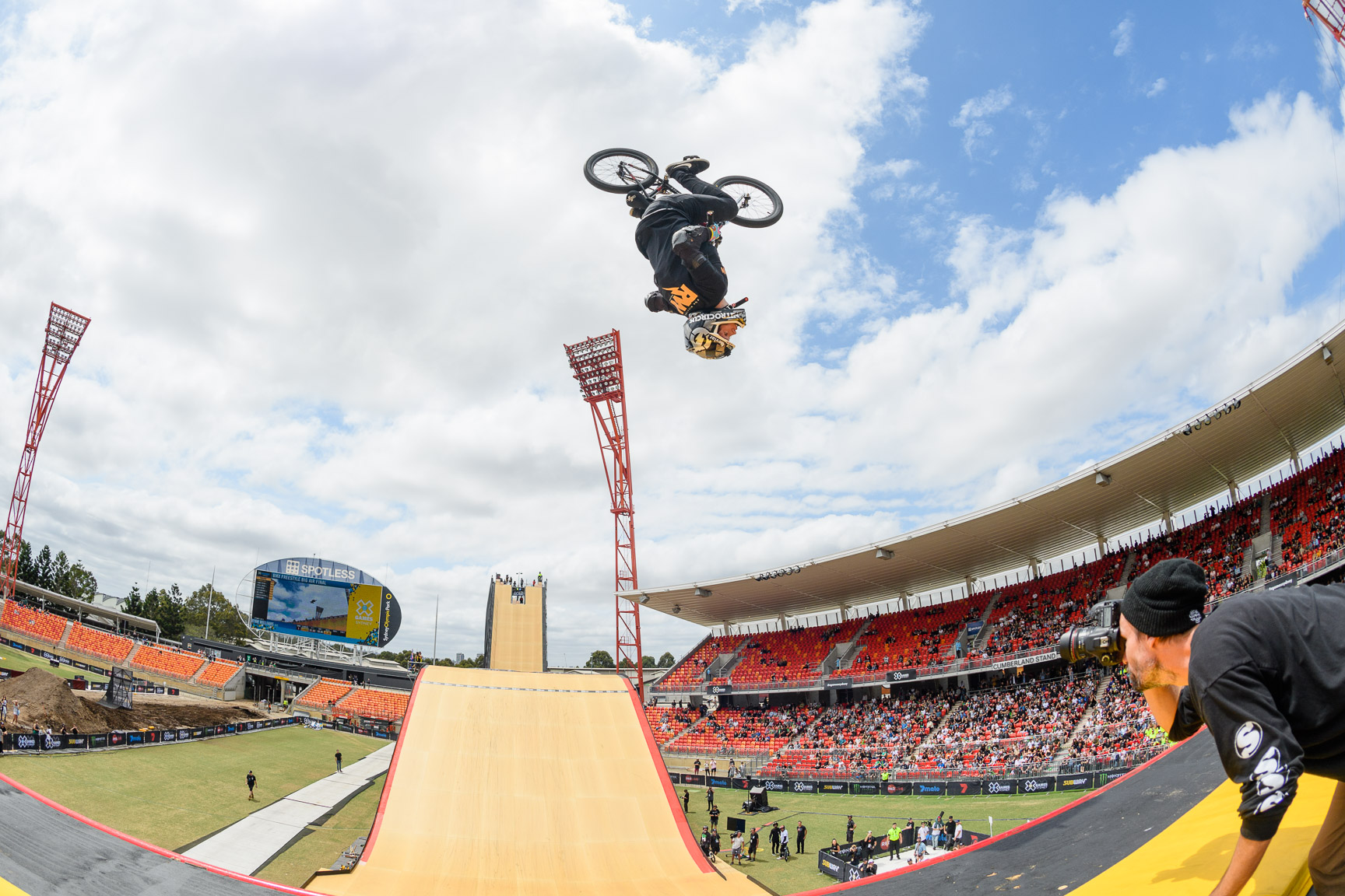 Ryan Williams, BMX Big Air