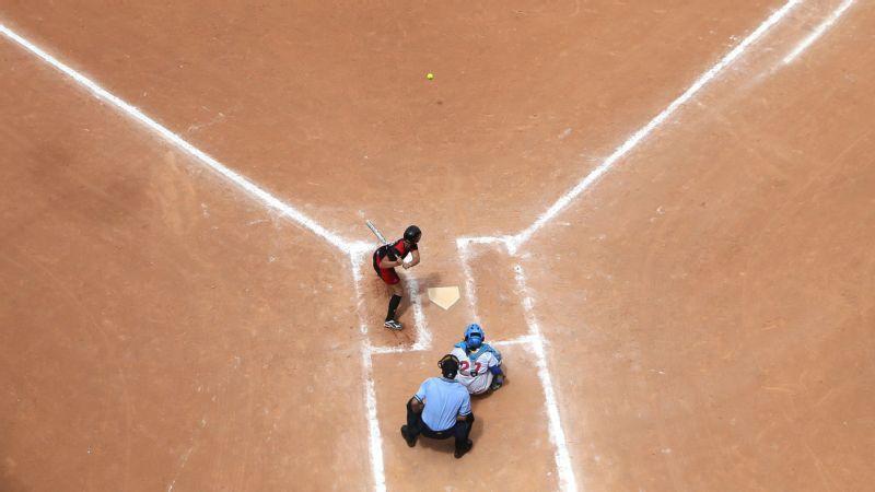 Canada softball