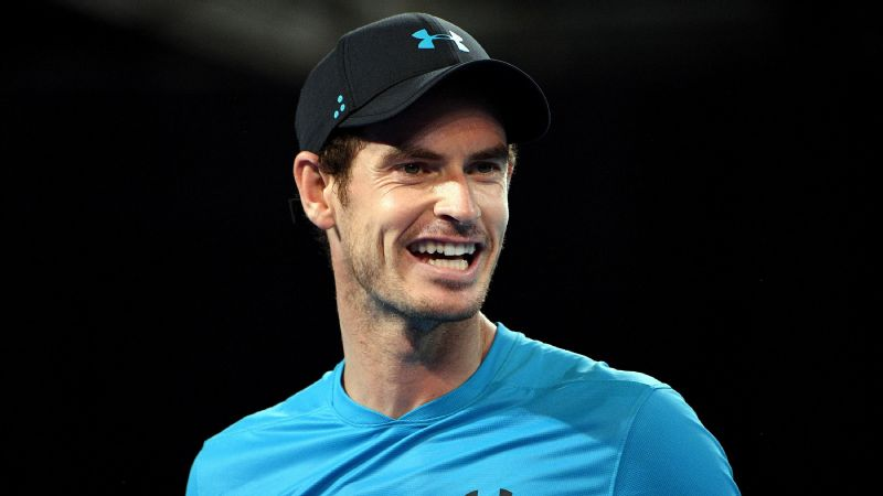 Andy Murray is not sure what to expect from himself heading into the Australian Open.