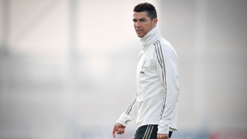 An investigation into a rape accusation has not dimmed Ronaldo's celebrity.
