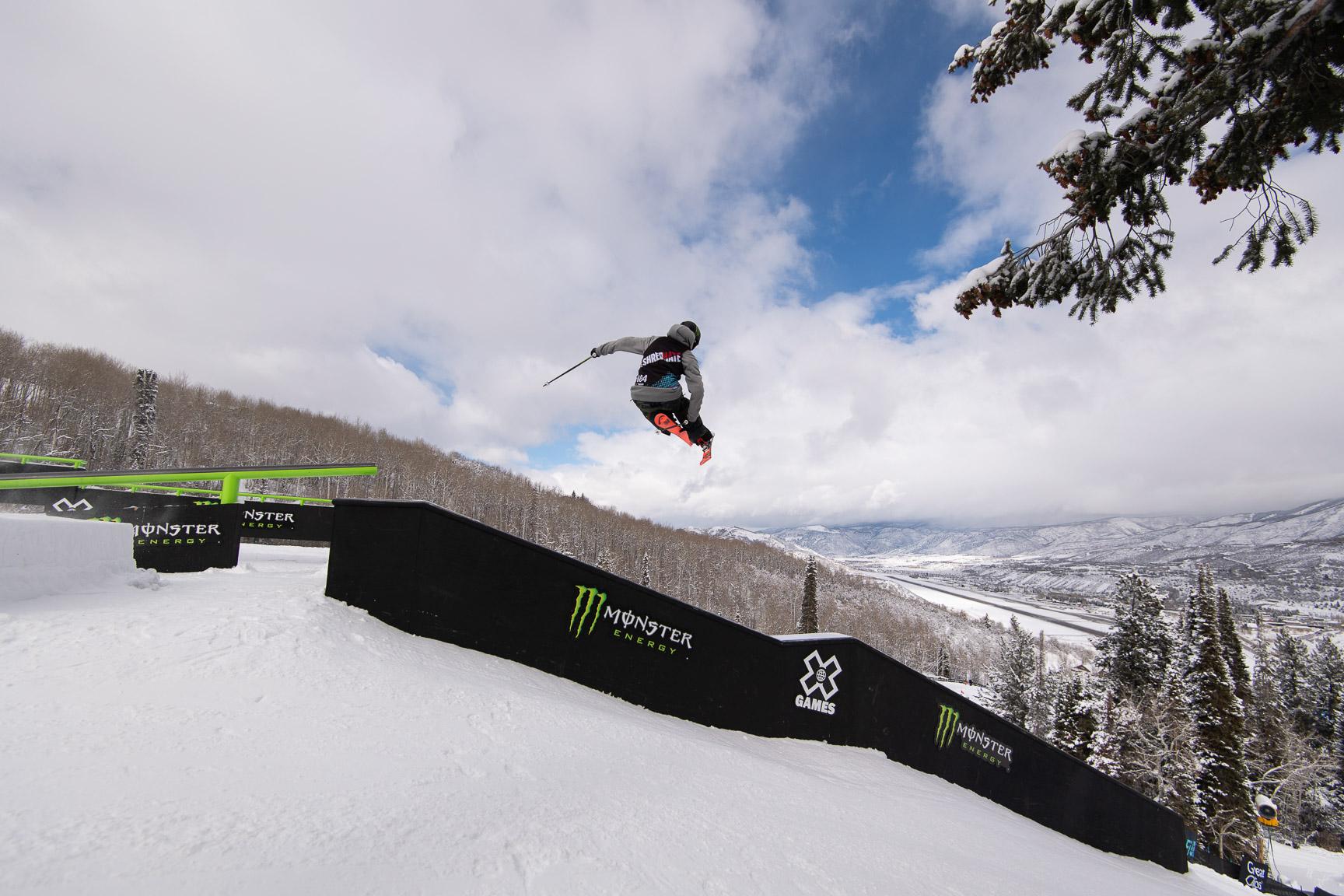 Evan McEachran, Men's Ski Slopestyle Elim