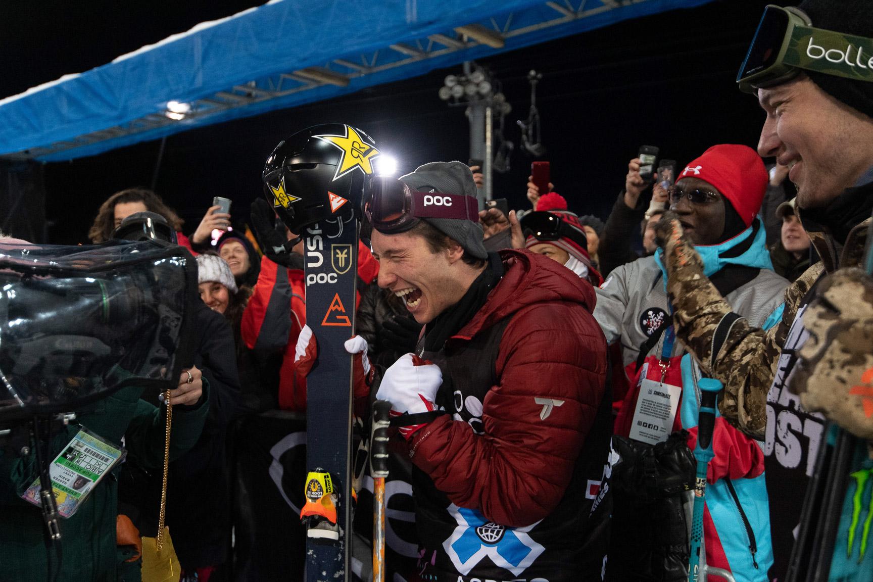 Alex Ferreira, Men's Ski SuperPipe