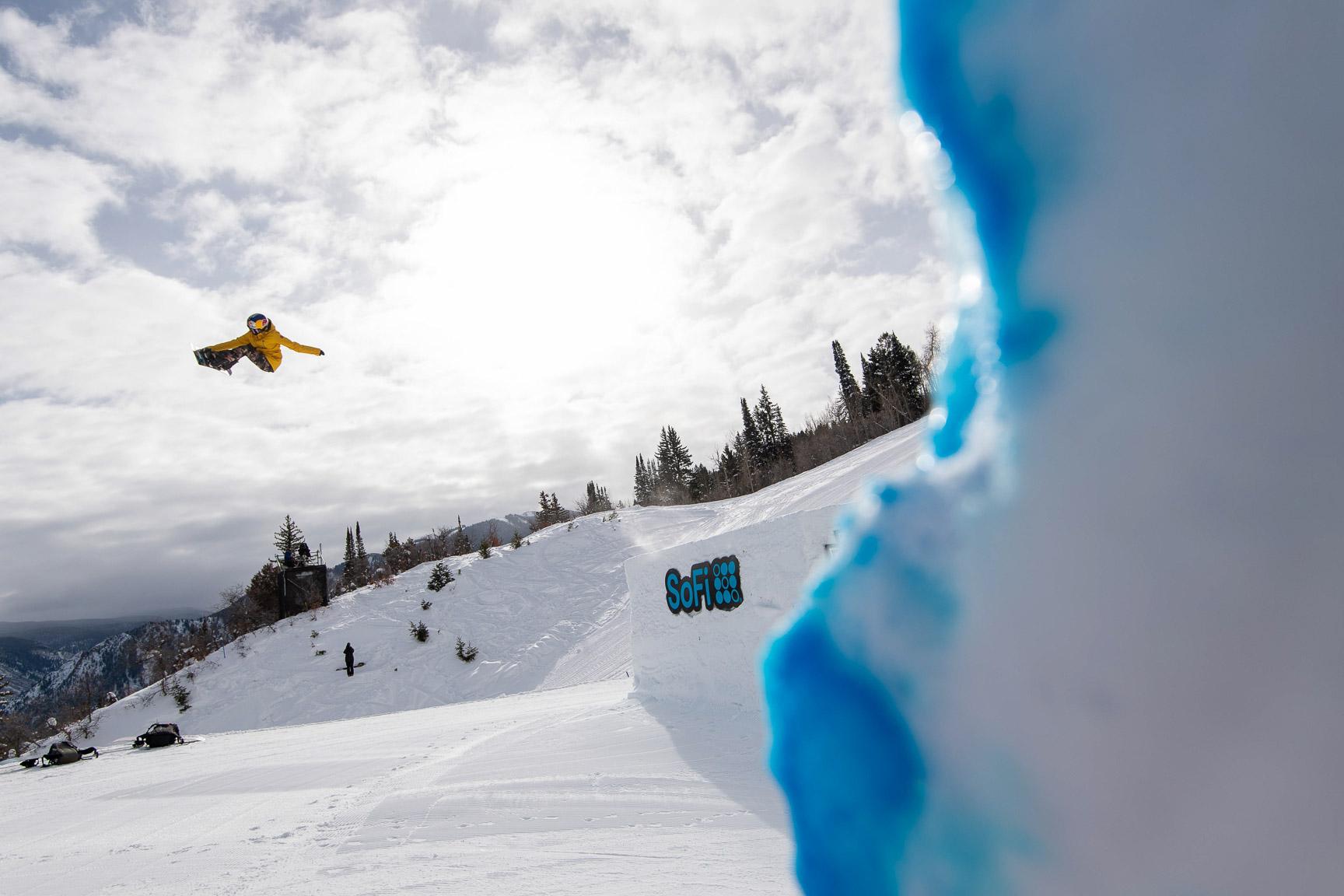 Hailey Langland, Women's Snowboard Slopestyle