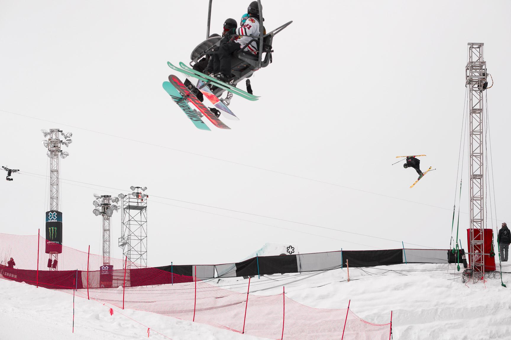Alex Beaulieu-Marchand, Men's Ski Slopestyle