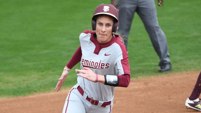 Carsyn Gordon is walking/running/slugging proof that Florida State's philosophy on patience can produce championships.