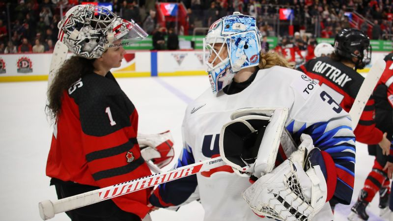 Shannon Szabados and Alex Rigsby