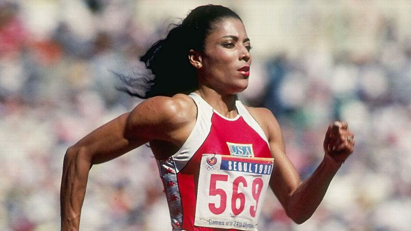Florence Griffith-Joyner was an Olympic champion and cultural icon.