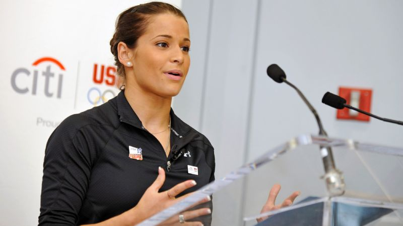 Alicia Sacramone Quinn works to help Nassar survivors through the Athlete Assistance Fund