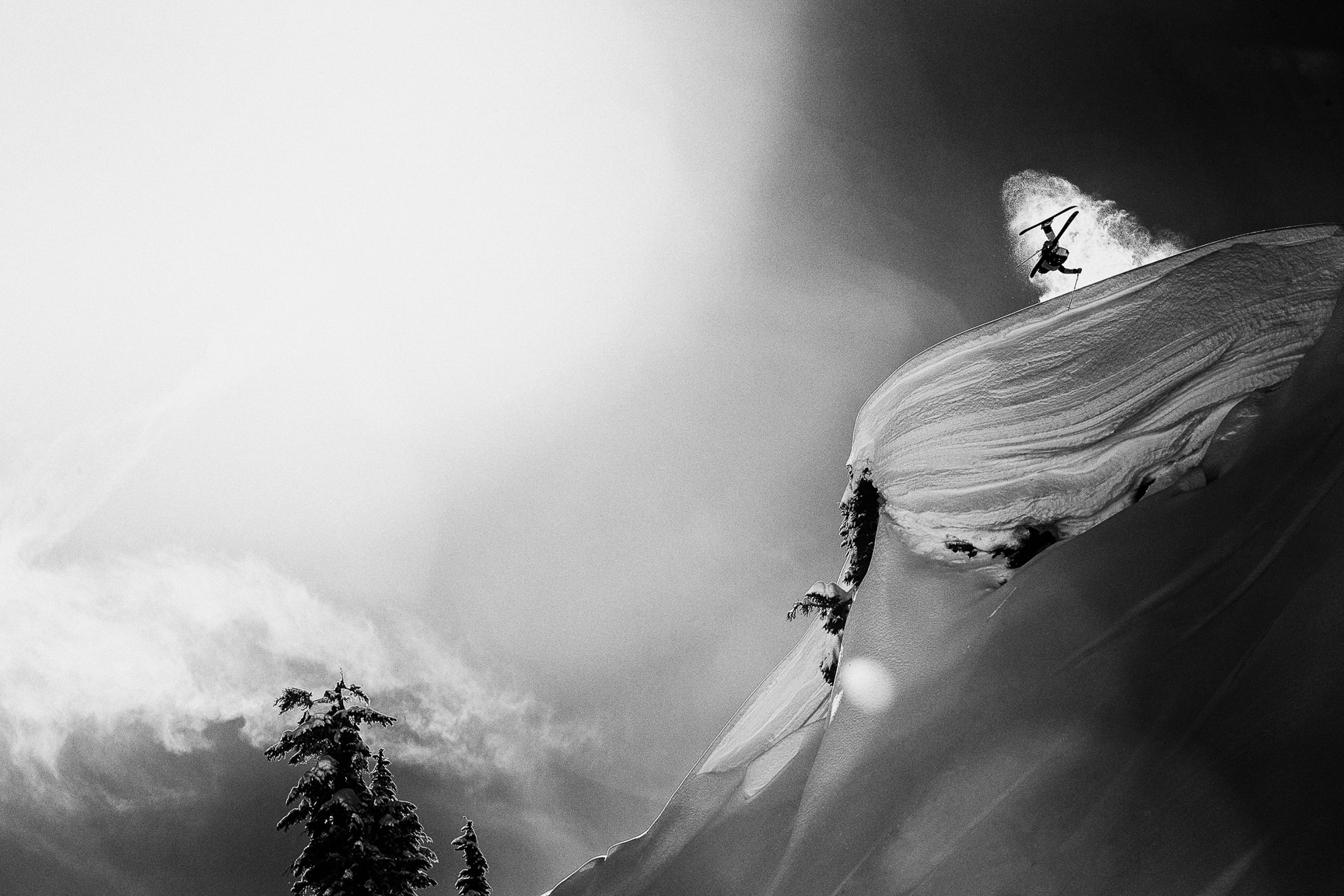 Lucas Wachs, Mt. Baker, Washington
