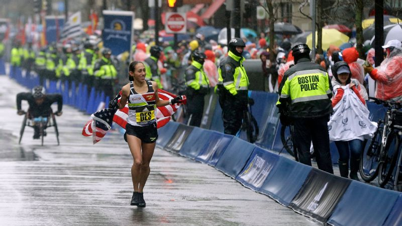 Winning the Boston Marathon showed Des Linden how tough she is during the most trying times.