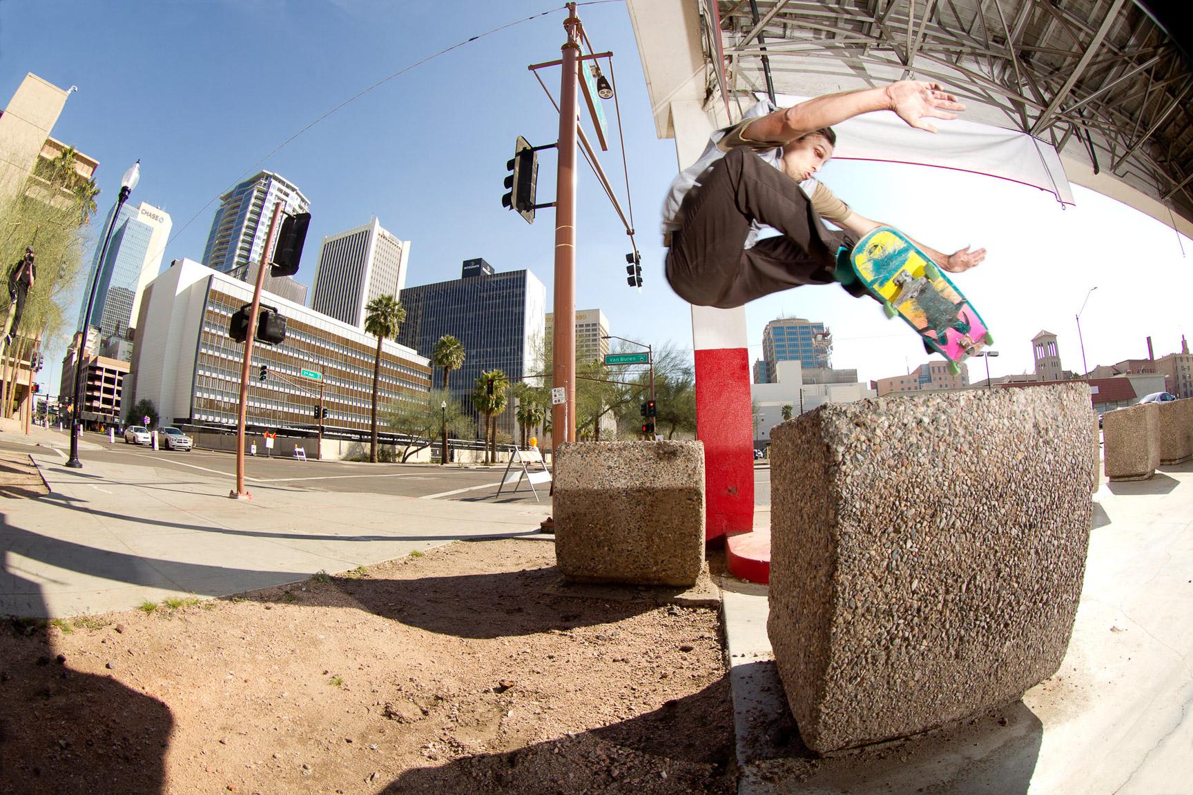 Will Blaty, Phoenix, Arizona