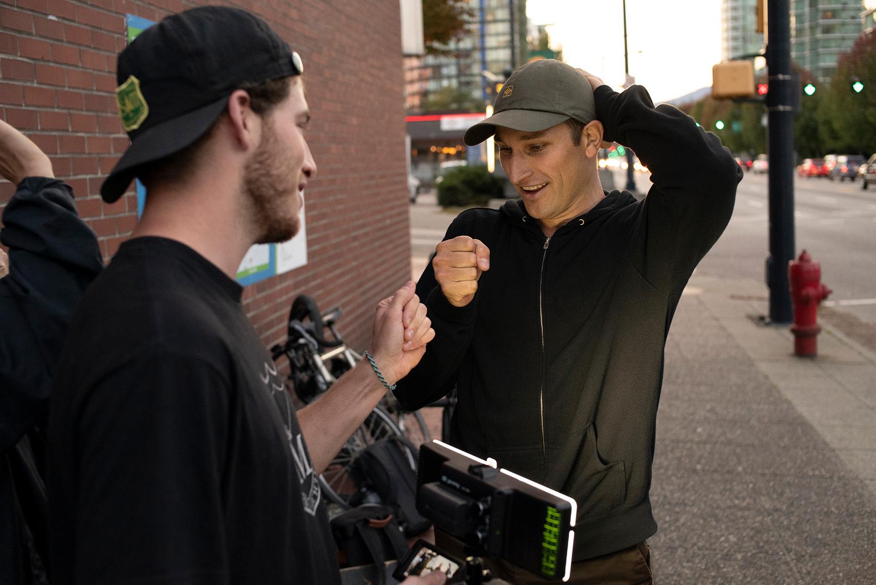 Filmer/Editor: Andrew Schubert