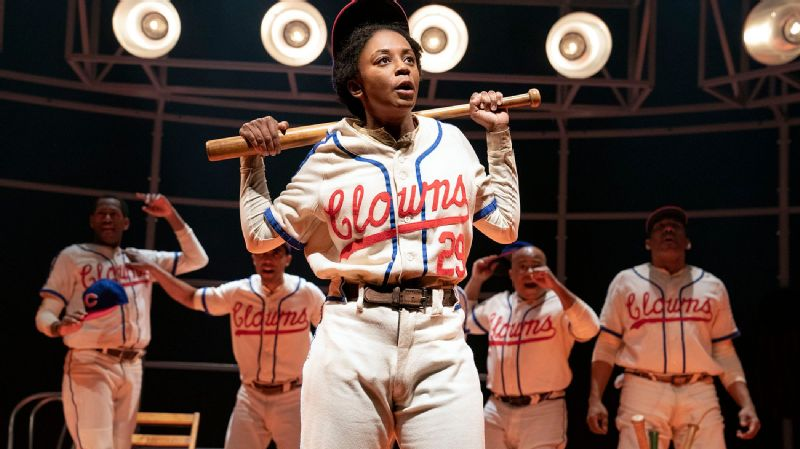 Pro baseball's first woman player Toni Stone honored in off-Broadway show