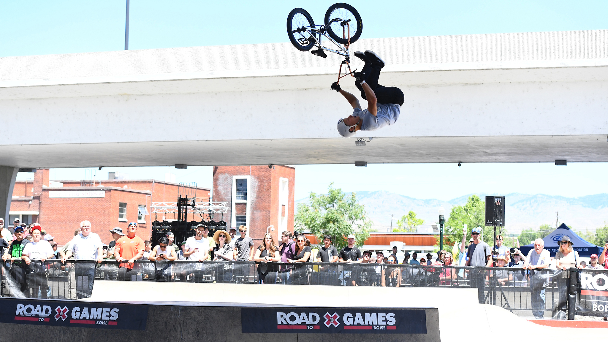 16-year-old Marcus Christopher just earned his first invite to X Games Minneapolis 2019.