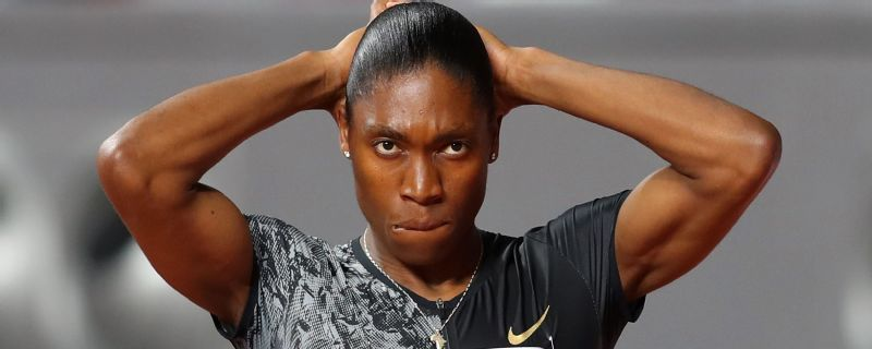 Caster Semenya will not be able to defend her 800 metres title at the world championships later this month after the Swiss Federal Tribunal reversed a ruling that temporarily lifted testosterone regulations imposed on her.