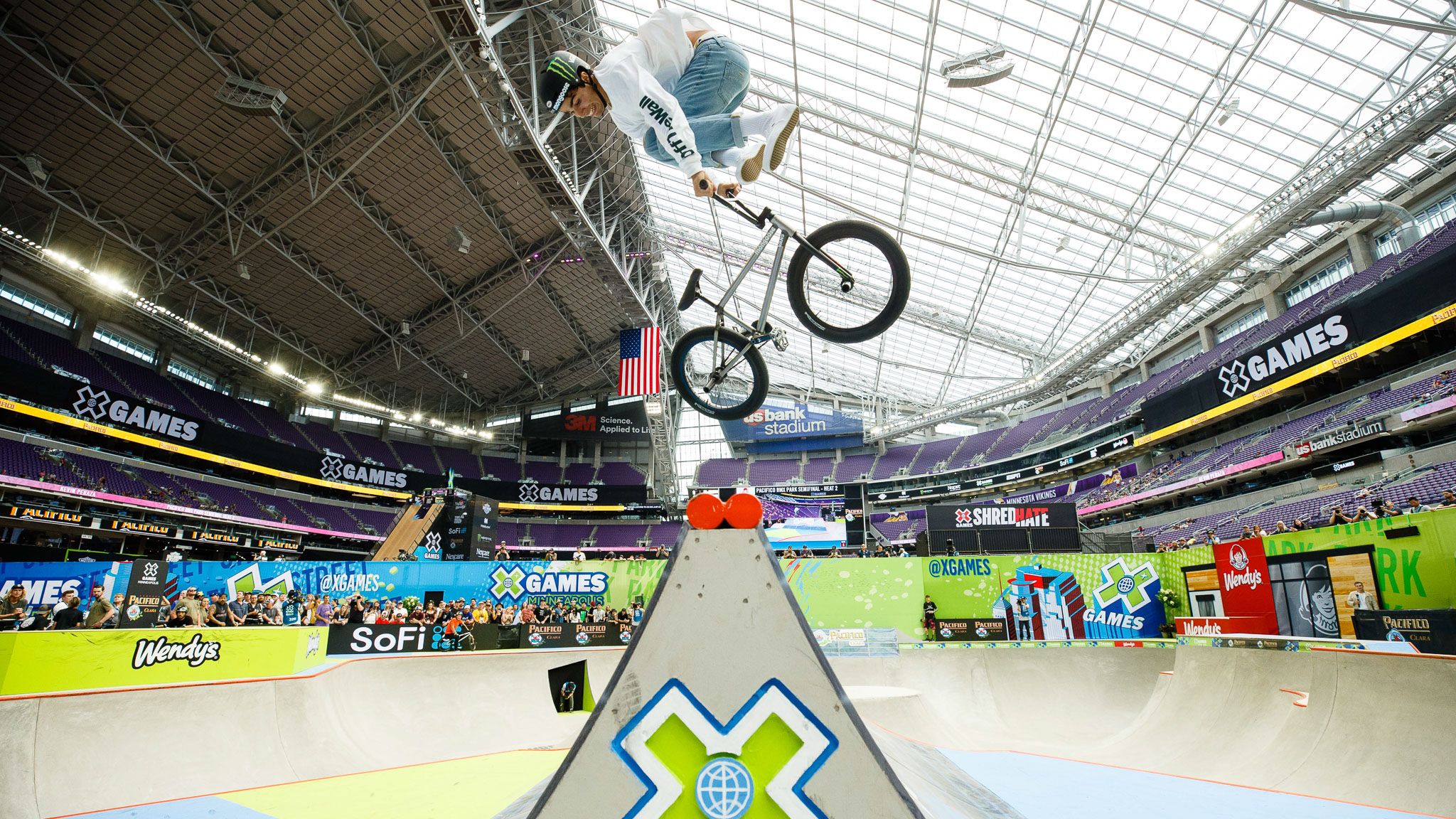 X Games just wrapped the third year in its new summer home of Minneapolis. Submitted for your approval are the best images and moments from the 2019 event here in this gallery. Click on to see all the photo highlights ...