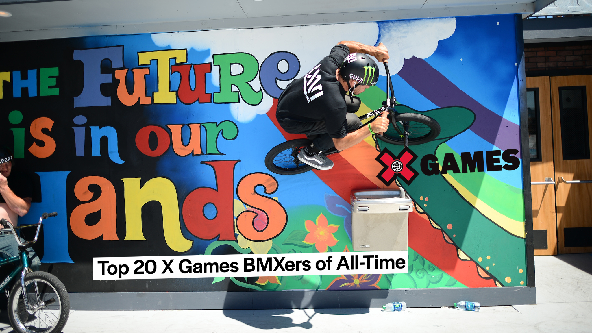 The Top 20 X Games BMXers of All-Time