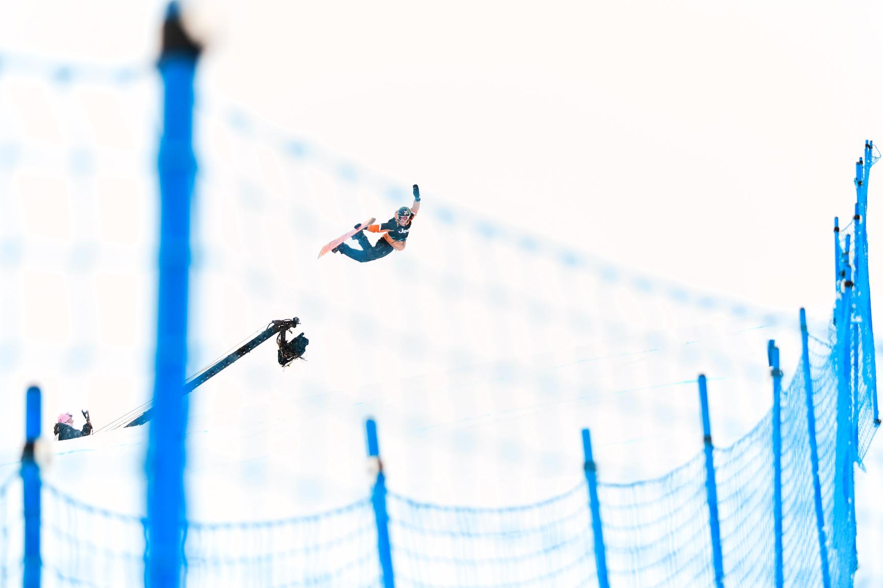 Stäle Sandbech, M Snowboard Slopestyle Elims