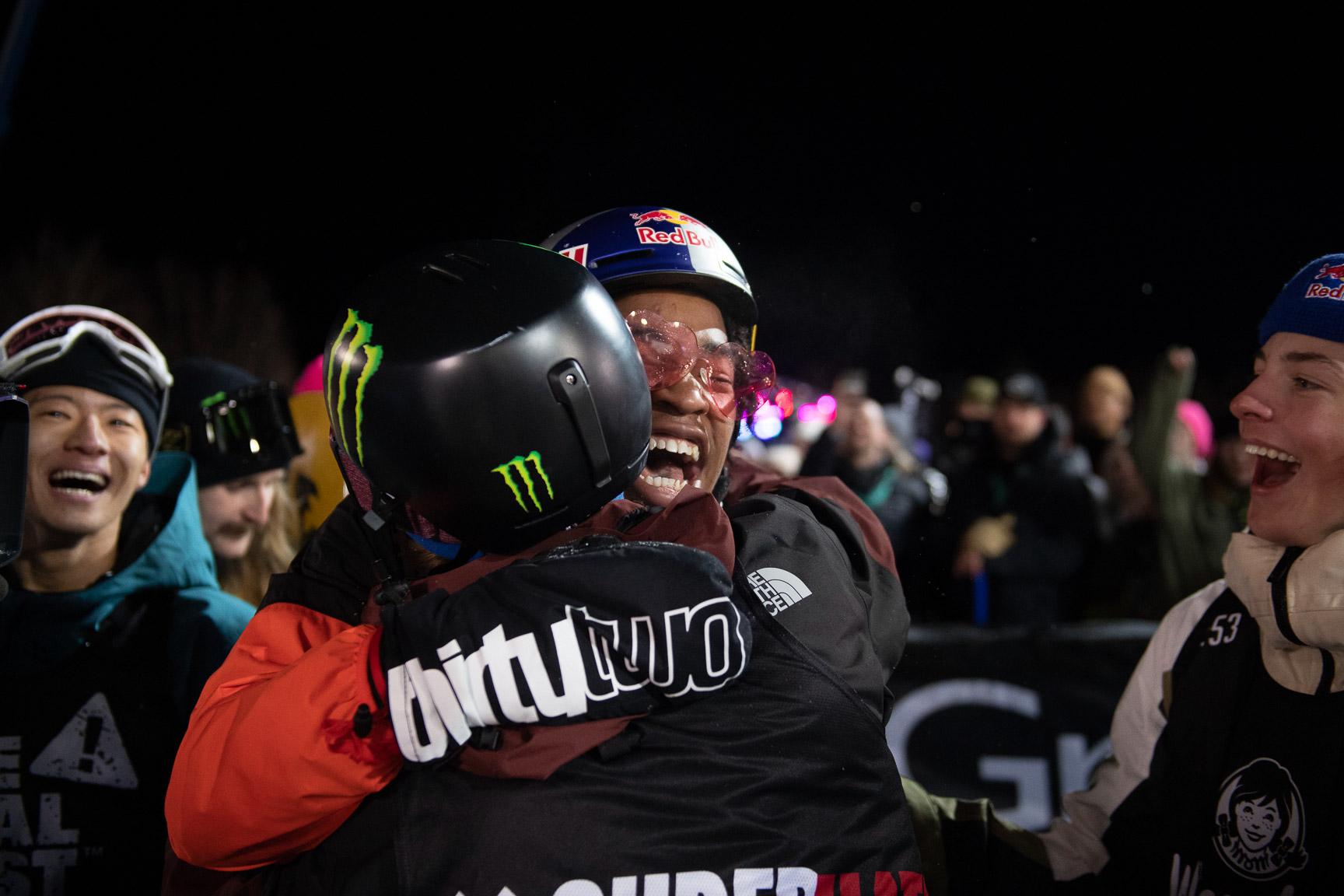 Zeb Powell, Snowboard Knuckle Huck