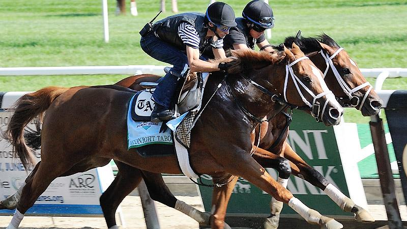 Belmont Stakes Week Begins