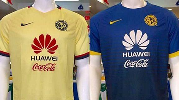 Así lucirán las nuevas playera del América para el Apertura 2015 e0c3d6fac5bb7