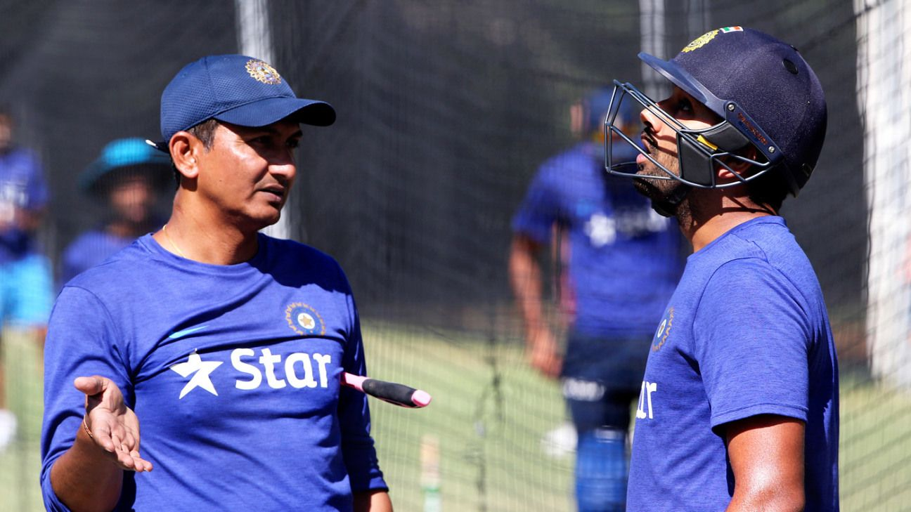 If Rohit succeeds in Tests, India can chase down targets they haven't before - Sanjay Bangar