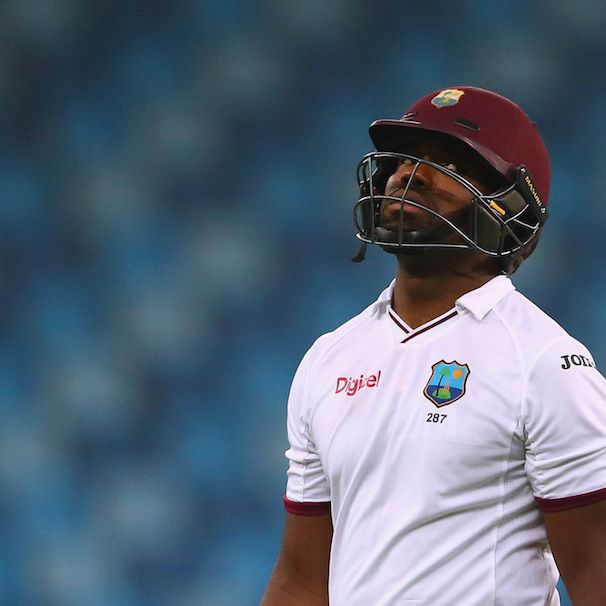 Darren Bravo too good a player to be 'washed up on the shore' - Michael Holding