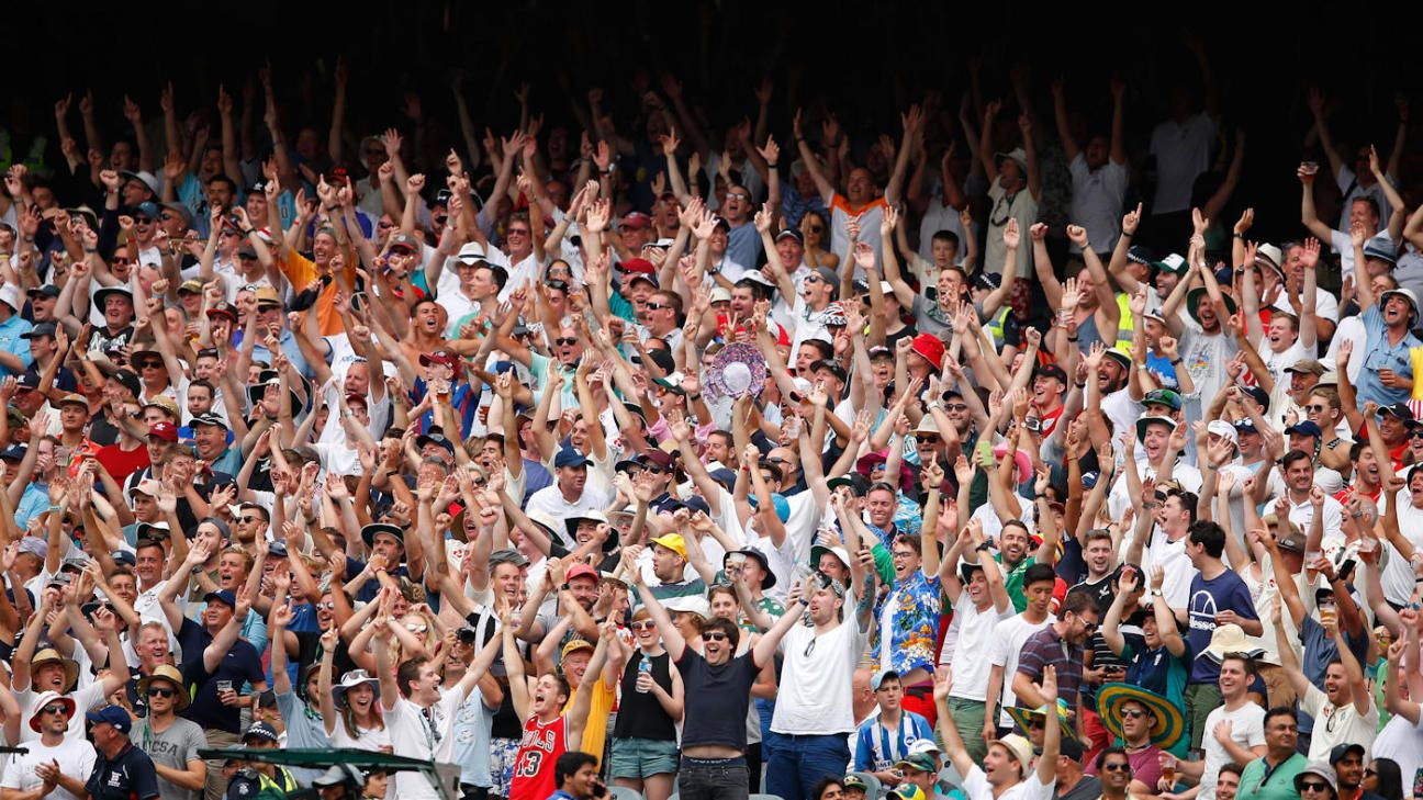 Barmy Army songs? Heckling from the crowd? All welcome, says Brad Haddin