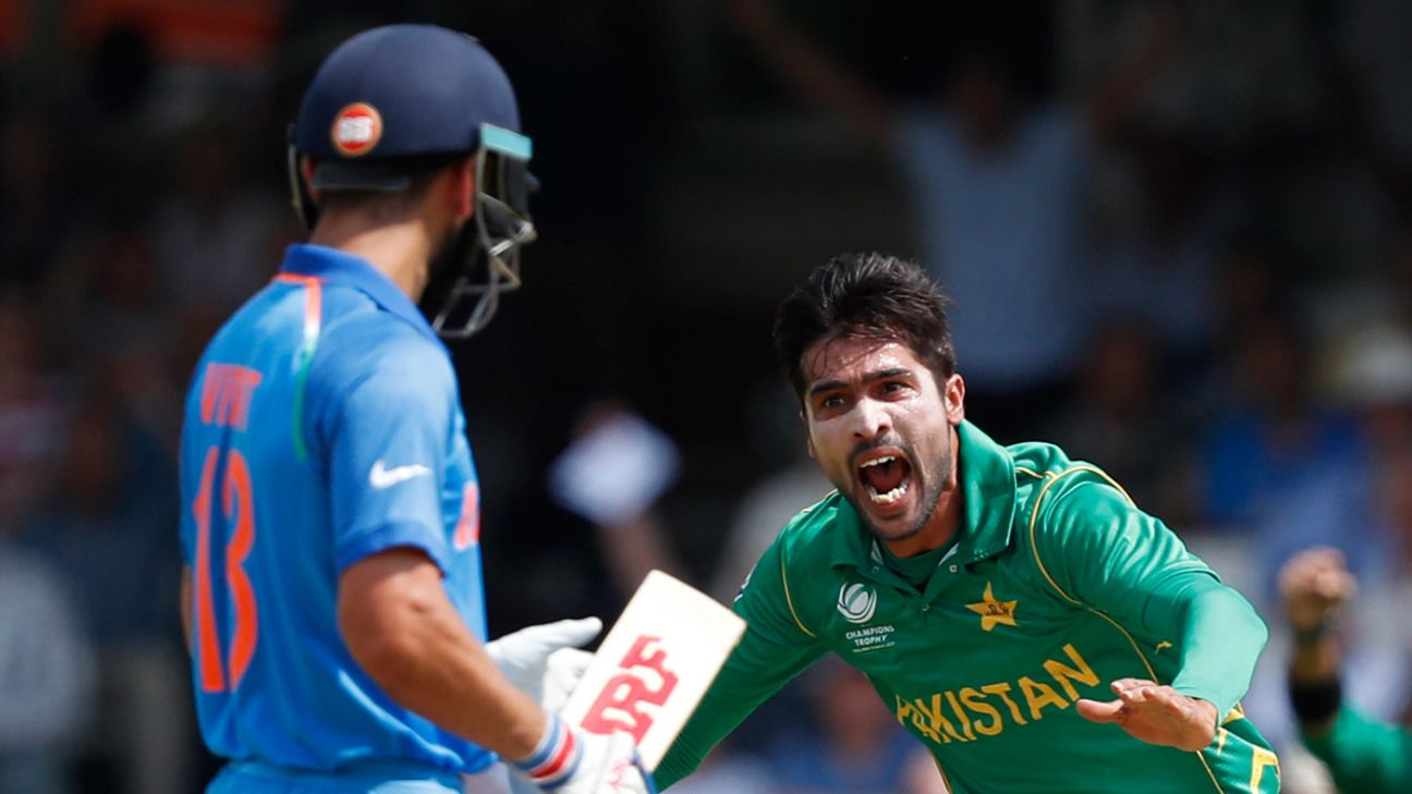 Mohammad Amir seeks Oval encore in bid to revive World Cup prospects