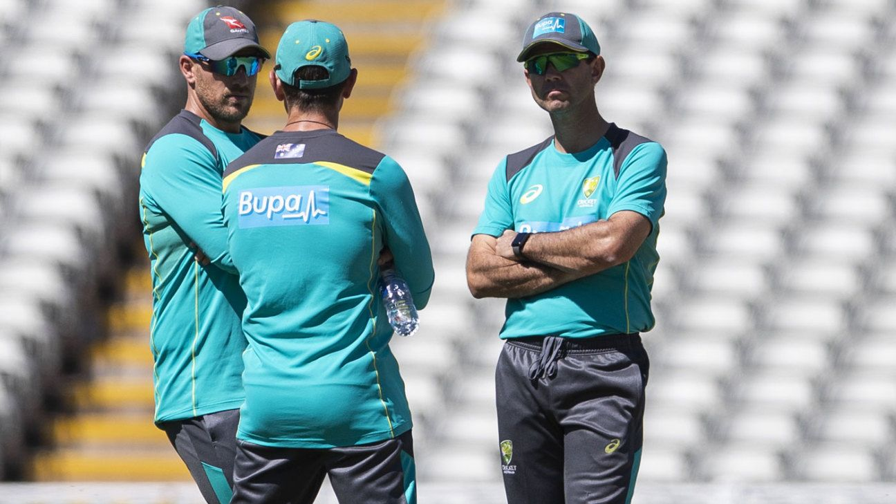 Finch and Langer already plotting Australia's T20 World Cup campaign