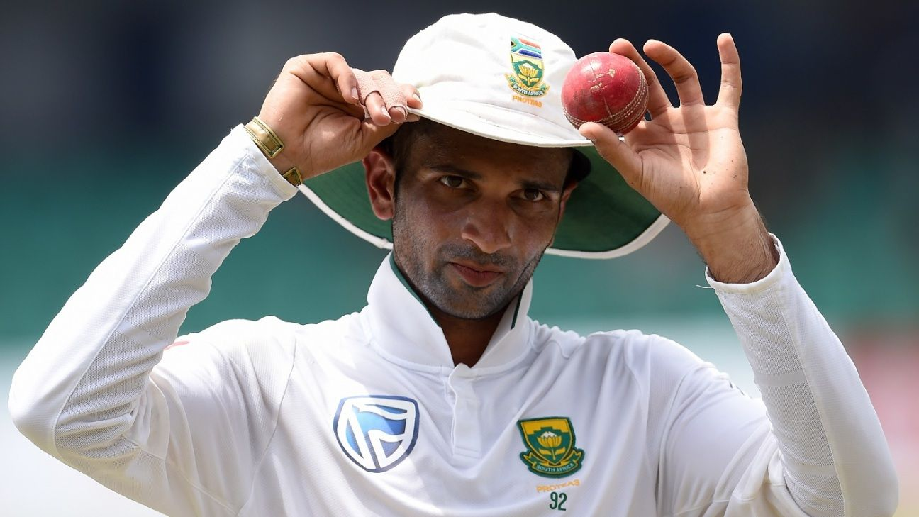 I'd like to think if I do well I pave the way for other SA spinners – Keshav Maharaj interview