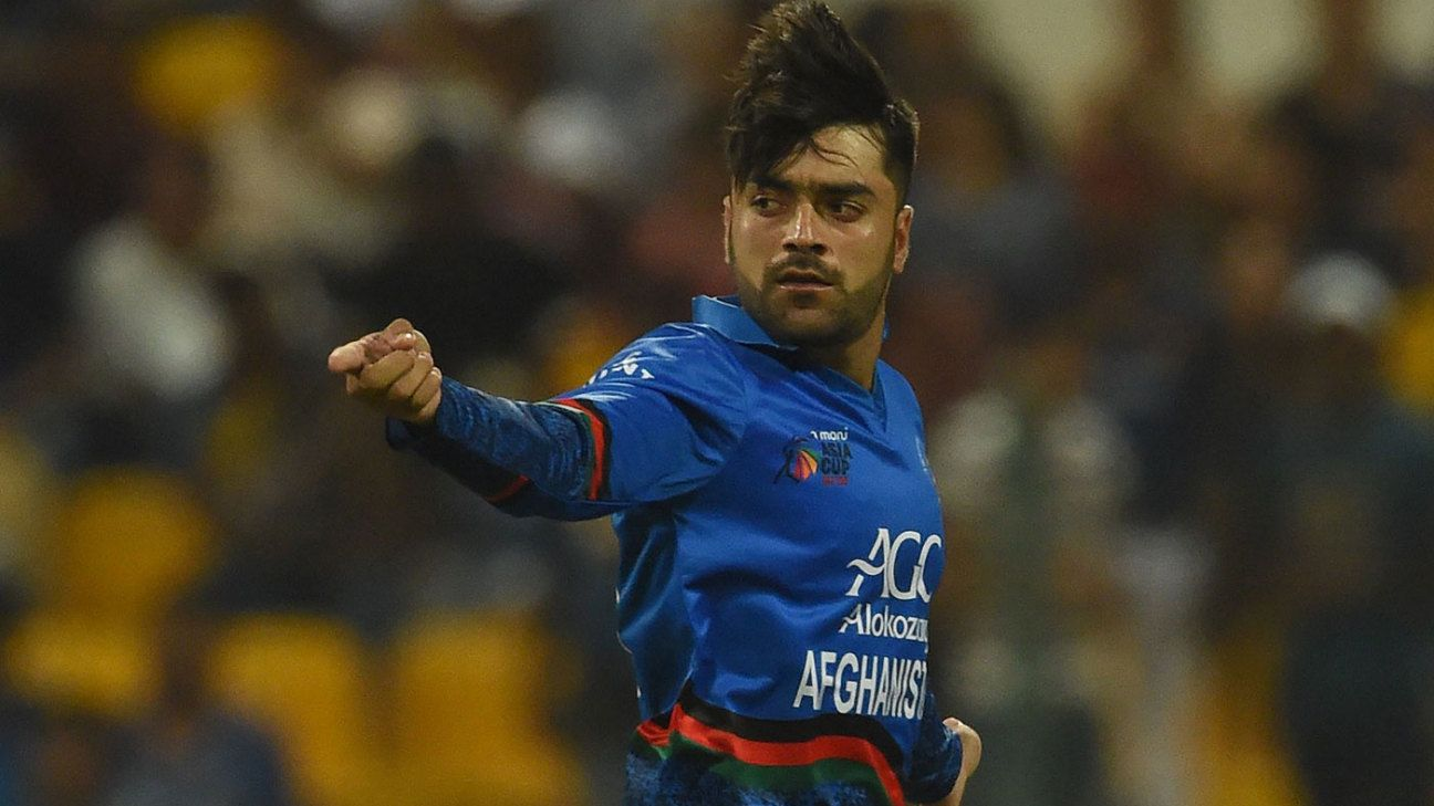 'Would love to see Associate teams in the World Cup' - Rashid Khan