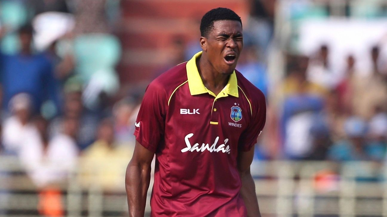 Obed McCoy to replace Andre Russell in Windies T20 squad