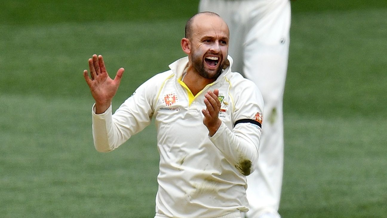 Nathan Lyon joins Hampshire on red-ball deal for 2020