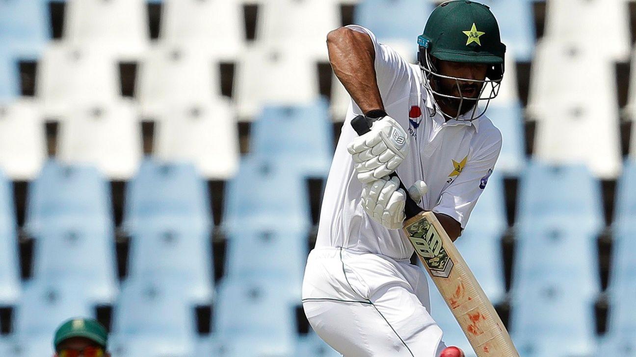 'Bringing Test cricket home our biggest accomplishment' - Shan Masood