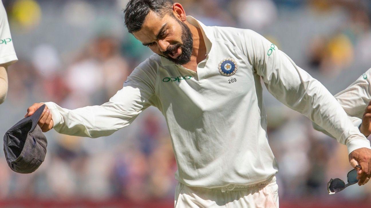 ICC awards: Virat Kohli wins big three after fantastic 2018