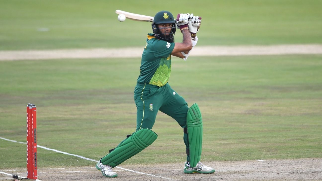 Hashim Amla in World Cup squad; Reeza Hendricks, Chris Morris miss out
