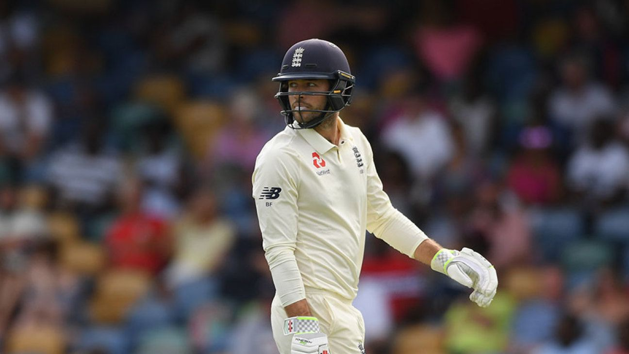 'I'd love to bat at No.3 for England' - Ben Foakes targets route back to Test team