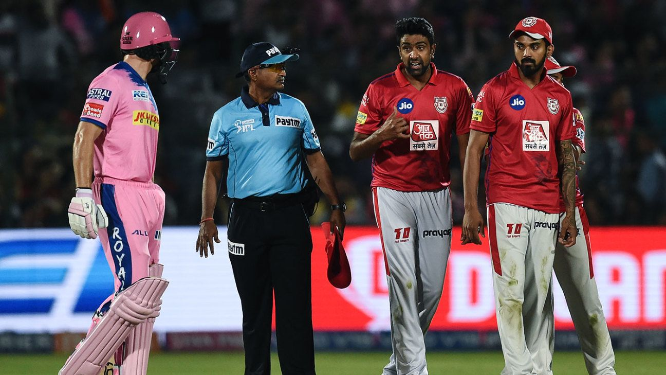 Jos Buttler queries 'wishy-washy' Law in wake of Mankading controversy