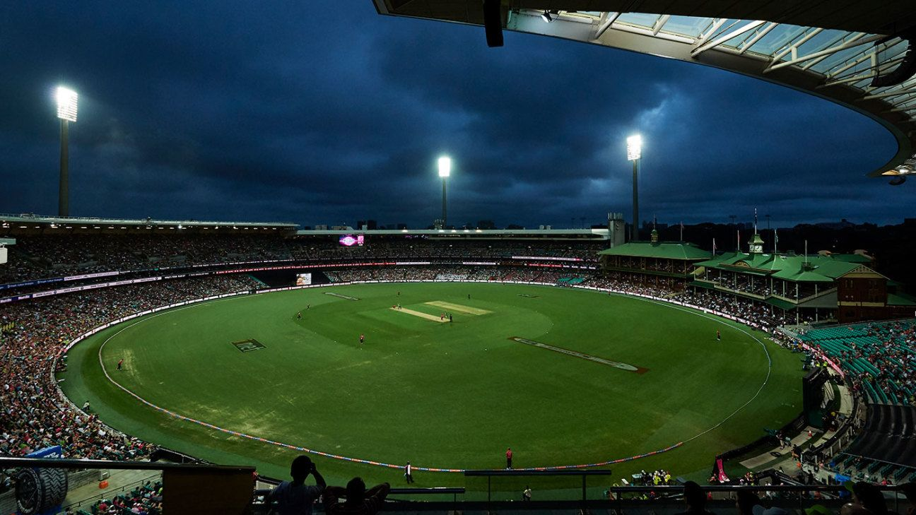 SCG dramas raise ICC eyebrows ahead of men's T20 World Cup