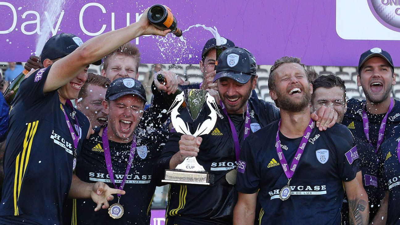 Downgrading 50-over cricket is 'price to pay' for Hundred - ECB county chief