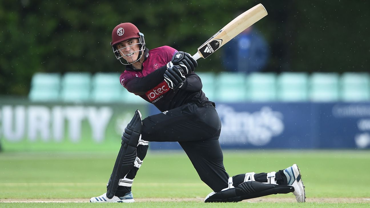 Tipped as new KP, following Buttler's path - Tom Banton ready to make a name for himself