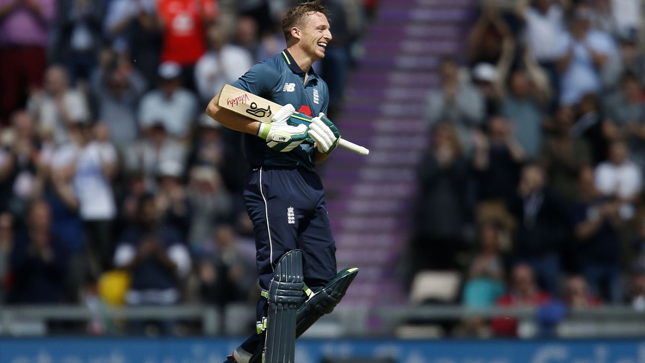 Jos Buttler finds another echelon as spotlight falls again on England's bowlers
