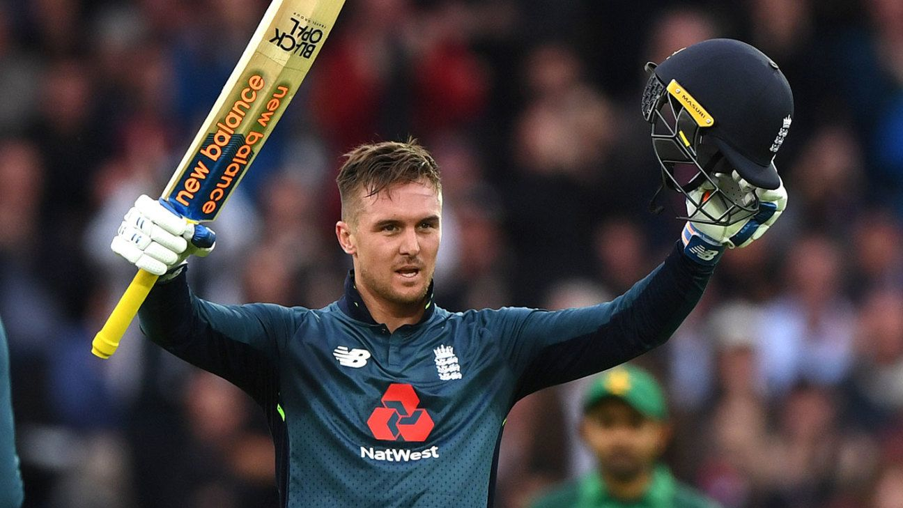 Jason Roy scores emotional hundred after daughter's hospital dash