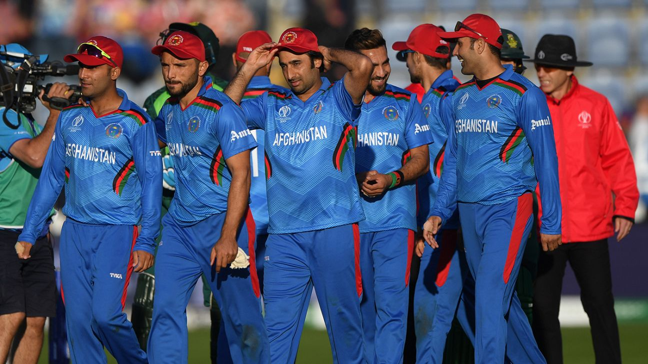 Afghanistan's World Cup of self-inflicted chaos